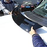 ABS cromado brillante negro capucha panel de coche para RangeRover Vogue lr405 2013 – 2017 modelo