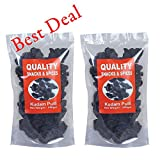 #6: Quality Snacks And Spices Kudam Pulli Dried Tamarind/kokum Rind Fresh From Kerala 250 GM(2 X 250gms packs of Family)