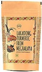 Zizira High Curcumin Lakadong Turmeric Powder (150g)