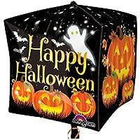 Felice Halloween zucche Cubez palloncino