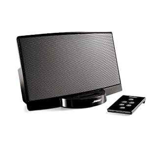 Bose SoundDock Portable Digital Music System - Speakers with Digital Player Dock for iPod iPhone- Gloss Black