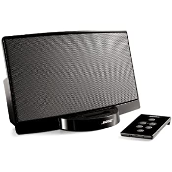 bose sounddock portable digital music system speakers. Black Bedroom Furniture Sets. Home Design Ideas