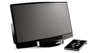 bose sounddock portable tragbares soundsystem f r apple ipod schwarz heimkino tv. Black Bedroom Furniture Sets. Home Design Ideas