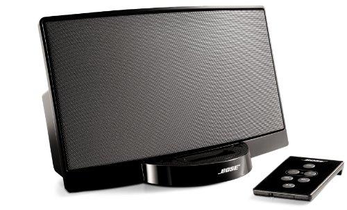 BOSE SoundDock Portable Tragbares Soundsystem für Apple iPod schwarz Bose Ipod