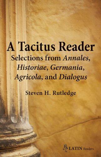 TACITUS READER PB (BC Latin Readers)