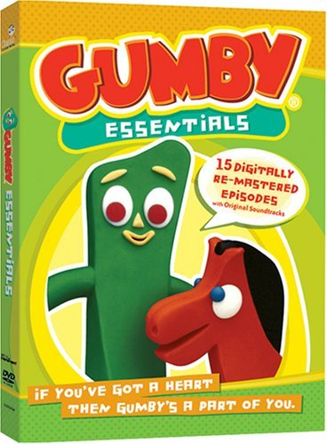 Gumby Essentials Vol. 1 by Various (Dvd Gumby)