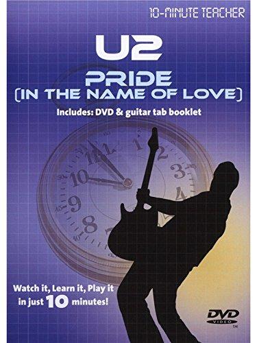 10De minuto Teacher: U2–Pride (in the Name of Love). Para Guitarra, Guitarra Tablatura