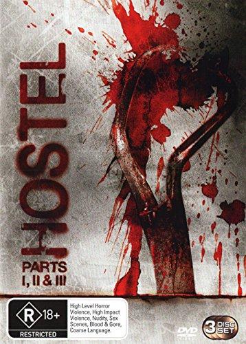 Hostel - Part I + Hostel - Part 2 + Hostel - Part 3 [NON-USA Format / PAL / Region 4 Import - Australia] (Hostel Dvd)
