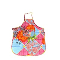 Kitchen Mate Polyester Apron, Multi Color