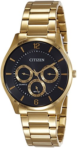 51xIVIa%2BDML - Citizen AG8353 81E Mens watch