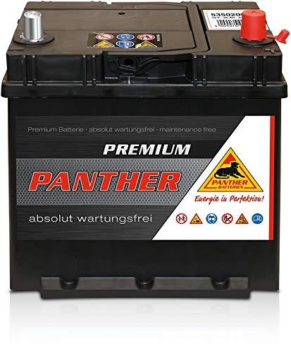 Batteria per auto Premium 12 V 35 Ah.
