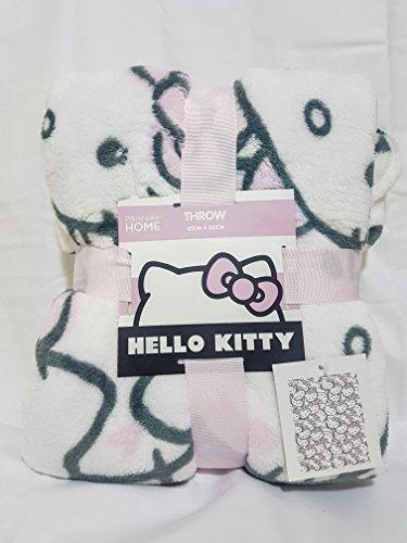 Primark Hello Kitty–Manta Polar, Manta 125x 150cm se Vende por Doblar la Trend2