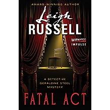 Fatal Act: A Geraldine Steel Mystery