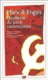 Manifeste du Parti communiste by Karl Marx (1999-01-04) - Flammarion - 04/01/1999