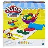 Play-Doh - Pate A Modeler Play-Doh - Les Ustensiles de Cuisine