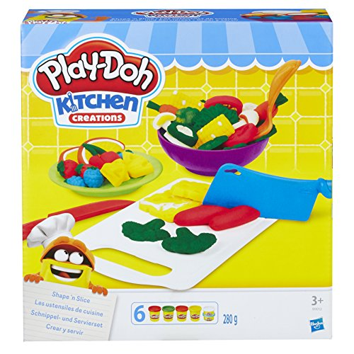 Play-doh - kitchen creations crea e servi!, b9012eu4