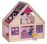 Grande teatro delle Bambole casa di Bambola casa di Legno Giocattoli di Legno casa delle Bambole