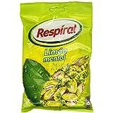 Respiral Limón Mentol Caramelo Duro Refrescante - 150 g