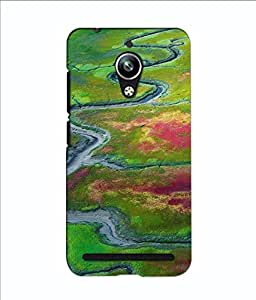 Asus Zenfone Go Printed Cover By aadia