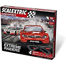 Scalextric Compact - Circuito Compact Extreme Raiders (C10164S500)