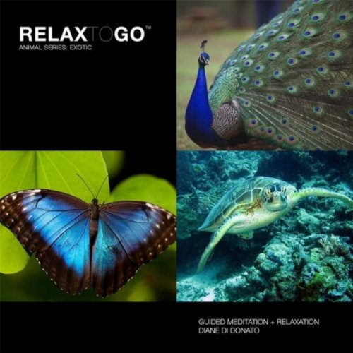 Guided Meditation and Relaxation (Butterfly) von Diane Di ...