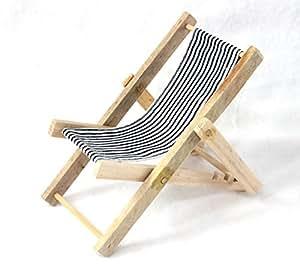 mini deko liegestuhl handyhalter elektronik. Black Bedroom Furniture Sets. Home Design Ideas