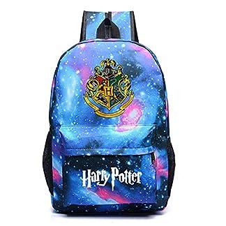 51xIb5OrjZL. SS324  - Mochila para Niños Harry Potter Mochila De Dibujos Animados Moda Primaria Y Secundaria Bolsa De La Escuela 5-12 Bolsa De Computadora Bolsa De Viaje