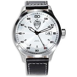 Ducati Tempo Retro Quartz Chronograph Watch