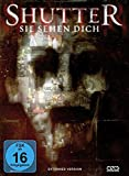 Shutter - Sie sehen Dich - uncut (Blu-Ray+DVD) auf 666 limitiertes Mediabook Cover A [Limited Collector's Edition] [Limited Edition]