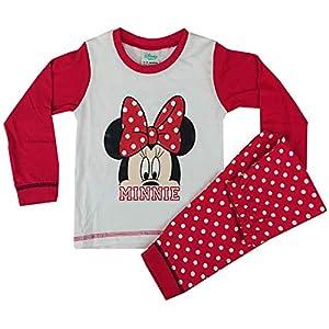 By-Disney-Minnie-Mouse-Pijamas-Enteros-para-beb-nia