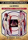 Le yacht « Orphéus » par Moselli