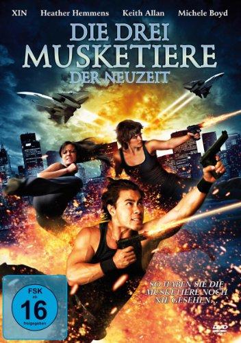 Die drei Musketiere der Neuzeit (DVD)