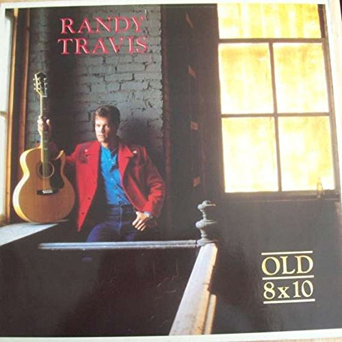 Randy Travis - Old 8x10 - Warner Bros. Records - WX 162, Warner Bros. Records - 925 466-1 (Randy Travis-vinyl-records)