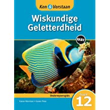 Study and Master Mathematical Literacy Grade 12 CAPS Teacher's Guide Afrikaans Edition