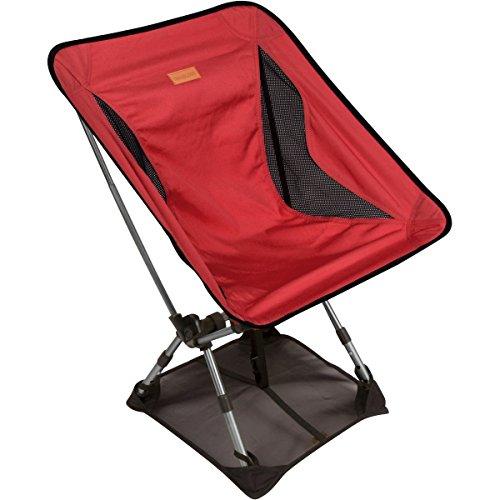 trekology YIZI Go portátil silla de camping con altura segunda mano  Se entrega en toda España