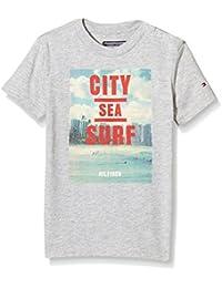 Tommy Hilfiger Boy's Surf CN Tee S/S T-Shirt