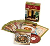 A Villa in Tuscany Recipes From Villa San Michele, Romantic Italian Music by Sharon O'Connor (2011-10-15)