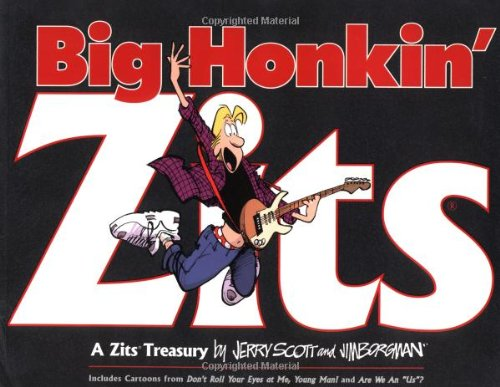 Zits Treasury 02 Big Honkin' Zits