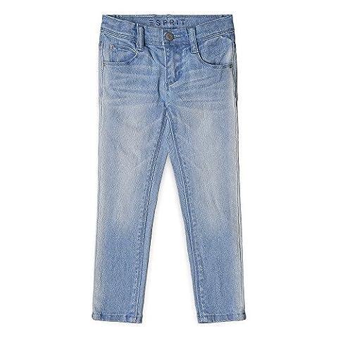 ESPRIT Mädchen Jeans RJ22163 Blau (Stoned Denim 475), 104