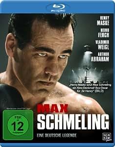Max Schmeling - Eine deutsche Legende (Blu-ray)