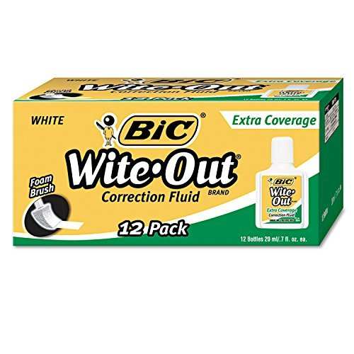 wite-out-extra-coverage-correction-fluid-20-ml-bottle-white-12-pack-by-bic-america