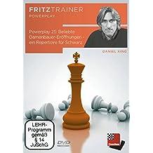 Daniel King: Power Play 25 - Beliebte Damenbauer-Eröffnungen - ein Repertoire für Schwarz