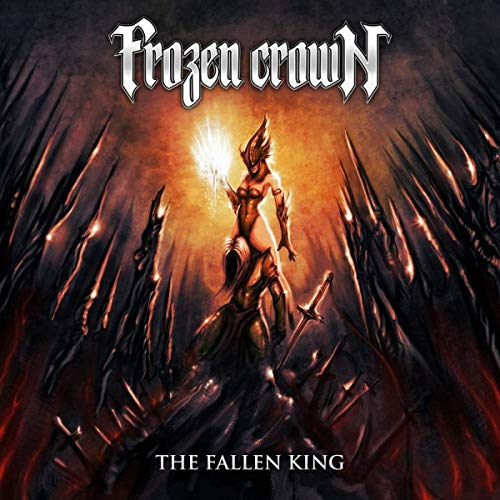 frozen cd The Fallen King