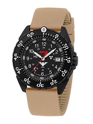 KHS Reloj Hombre Enforcer Black Steel KHS.ENFBS.ST