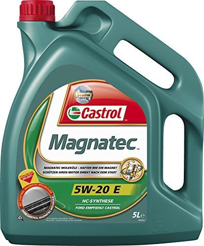 Castrol MAGNATEC Motorenöl 5W-20 E 5L - vom Hersteller eingestellt