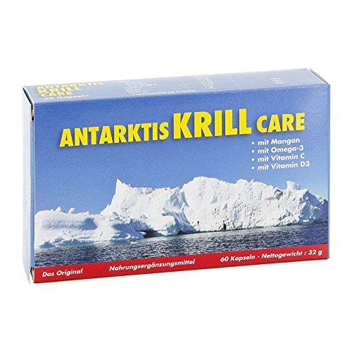 Antarktis Krill Care Kapseln, 60 St