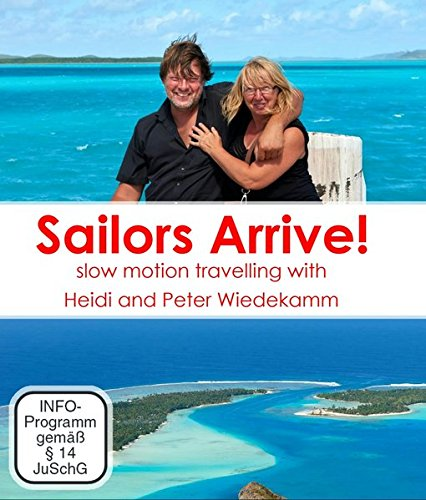 Sailors Arrive! [Blu-ray]