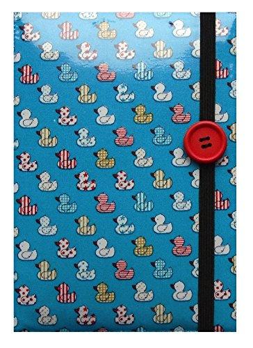 Custodia Kindle 6 Standard eReader Blu anatre poco Stampa / Borsa / Astuccio / Porta Kindle