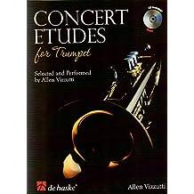 Concert Etudes for Trumpet (Trumpet) by Allen Vizzutti (1986-07-01)