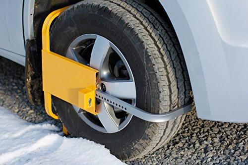 HP-Autozubehör 10053 Parkkralle Profi 225mm